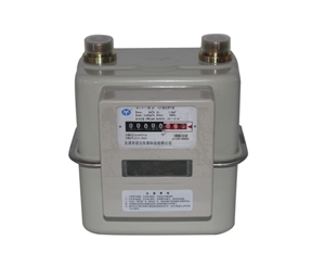 IC卡民用膜式燃气表 YYCG-L-G2.5